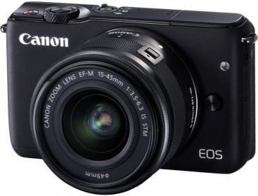 EOS M10 Kit black