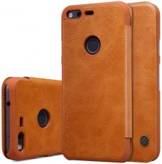 Nillkin_Qin_Leather_Case_для_Google_Pixel_brown