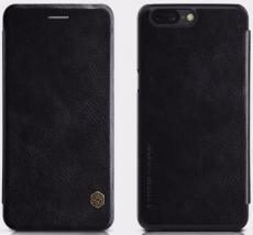 Nillkin_Qin_Leather_Case_для_OnePlus_5_black