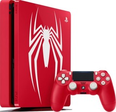 Sony_Playstation_4_Slim_1Tb_Limited_Edition_red_Spider_Man