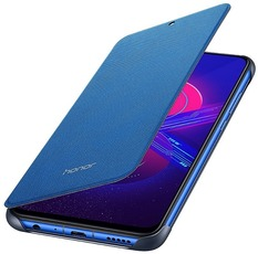 huawei/flip_cover_for_honor_8x_blue